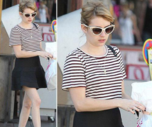 4 gu xu hướng chân váy thời trang công sở mùa hè 2014 đẹp điệu đà (P1)