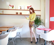 4 gu xu hướng chân váy thời trang công sở mùa hè 2014 đẹp điệu đà (P2)